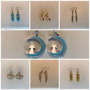 Wholesale bulk 50 earrings!